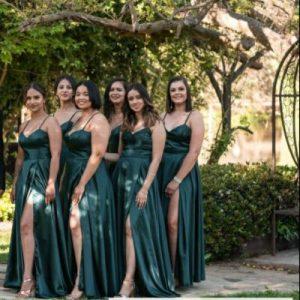 Bridesmaids Dresses - Custom Made
